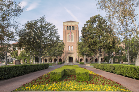 trojans: Los Angeles, DEC 9: Bovard Aministration, Auditorium of the University of Southern California on DEC 9, 2016 at Los Angeles