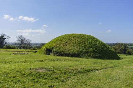 The historical Boyne Valley - Bru na Boinne of Ireland, County Meath