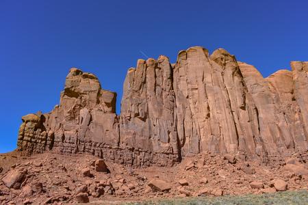 ユタ州で有名なモニュメント バレー ・ ナバホ族公園