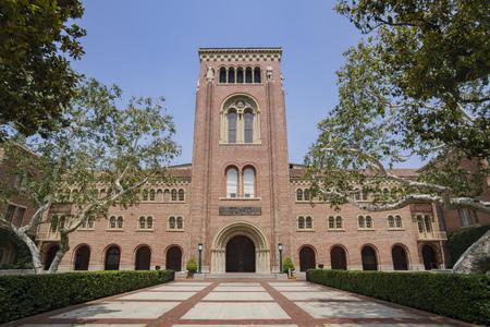 trojans: Los Angeles, JUN 4: Bovard Aministration, Auditorium of the University of Southern California on JUN 4, 2017 at Los Angeles