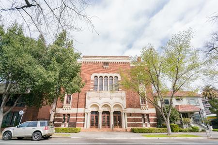 Sacramento, FEB 23: Exterior view of the AiMEd Anger Management Education on FEB 23, 2018 at Sacramento, California