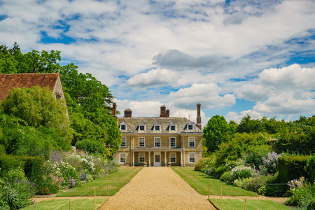 West Dean Gardens at Chichester, United Kingdom