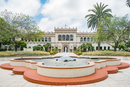 San Diego, JUN 27:  Hughes Administration Center of University of San Diego on JUN 27, 2018 at San Diego, California