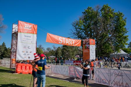 Denver, MAY 6: Walk MS 2017 Marathon on MAY 6, 2017 at Denver, Colorado