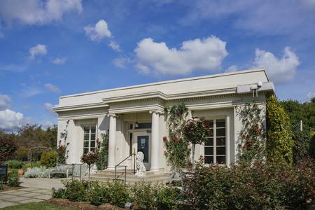 Los Angeles, APR 5: The Tea Room of Huntington Library on APR 5, 2019 at Los Angeles, California
