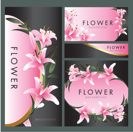 Packaging cosmetic Beauty products in vector. Vettoriali