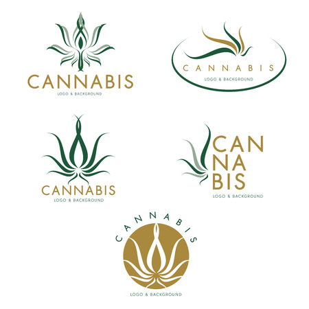 Marijuana, cannabis icon graphics vector illustration.