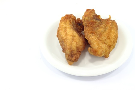 Fried tilapia. Stock Photo - 17133066