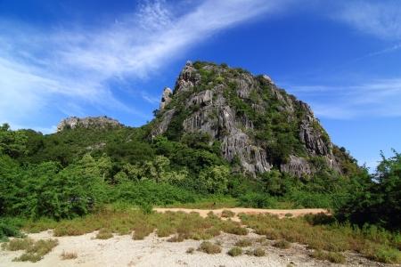 Limestone of Thailand