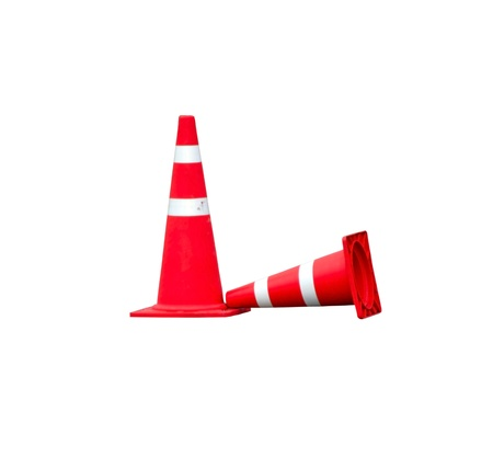 redirection: Cone off the street