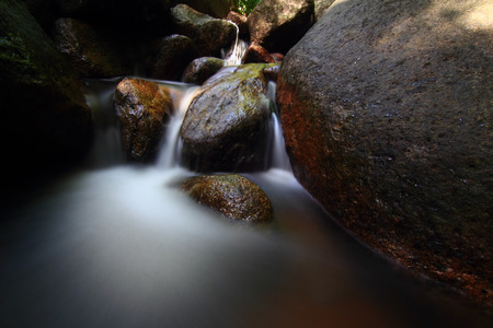 then: Chan Ta Then Waterfalls soft comfort