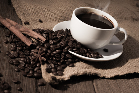 Coffee Cup Of Coffee