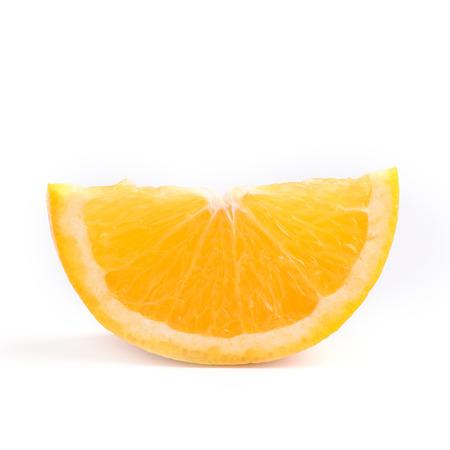 Orange fruit isolated on white background Imagens - 121645219