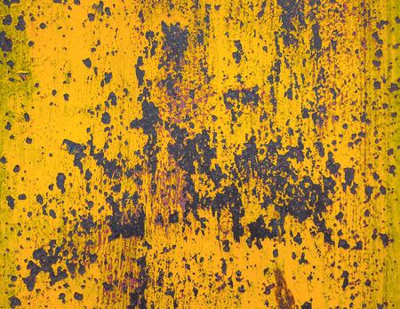 rust texture: metal with rust texture