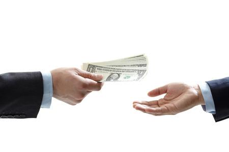 mano a mano pase el dinero