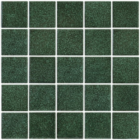 mosaic tiles: green mosaic tiles background, seamless Stock Photo