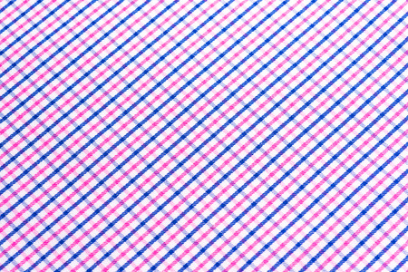 Blue and pink tartan or plaid background