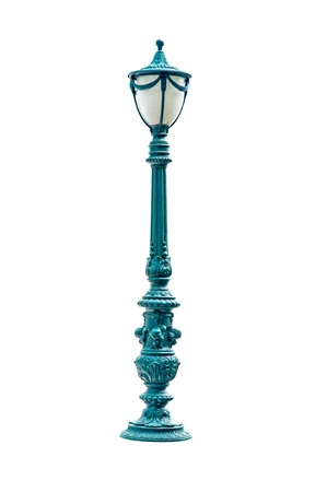 lamp on the pole: amp Post Street Road Light Pole Stock Photo