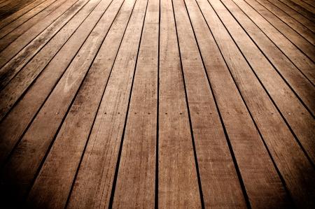 floor level: texture of wooden boards floor