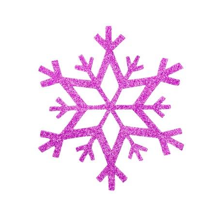 snow flake Christmas tree topper Stock Photo - 17066260