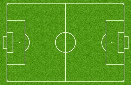 soccer field: soccer field or football field