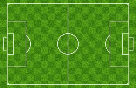 football stadium: soccer field or football field