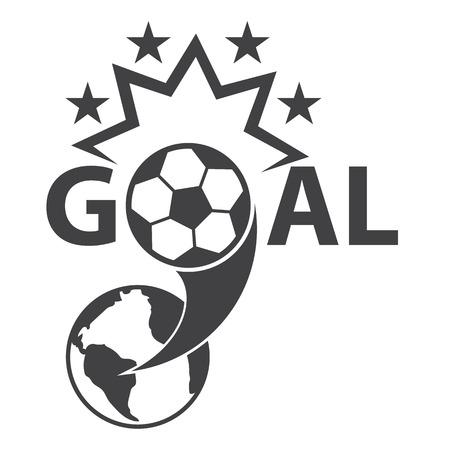pelota de futbol: Meta