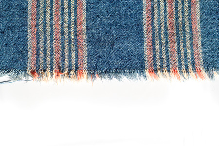 MAUHOM, Thai textile pattern, Thais older fabric from cotton. photo