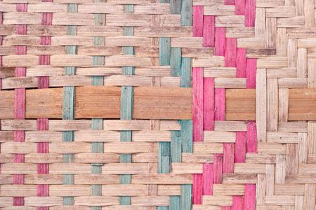 Bamboo pattern. photo