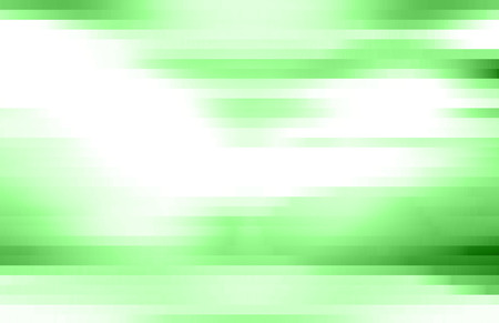 tec: Motion on green background. Abstract background. Stock Photo