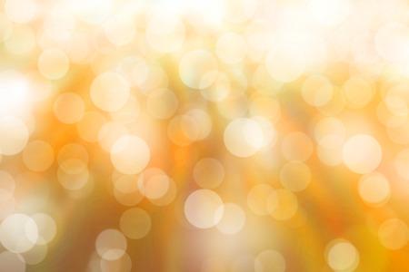 Soft blurred bokeh Yellow background.