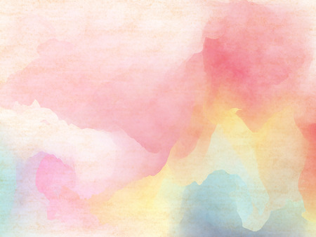 background color: Abstract colorful water color for background.