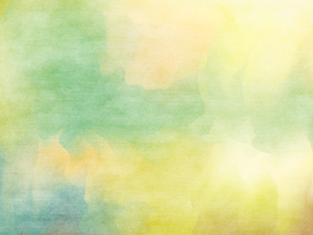 soft: Abstract colorful water color for background.