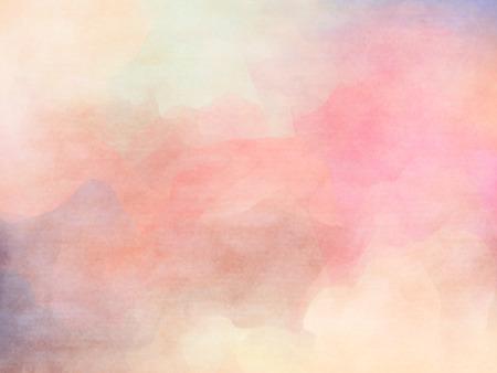 verano: Abstracto del color de agua de colores para el fondo.