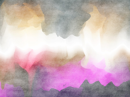 overflowing: Abstract colorful water color for background.