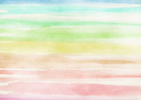 Colorful Watercolor. Grunge texture background. Soft background. 版權商用圖片