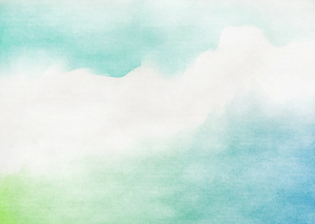 Kleurrijke aquarel grunge textuur achtergrond Stockfoto