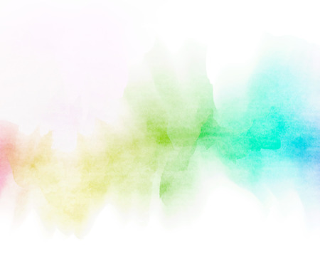 Colorful Watercolor Grunge texture background