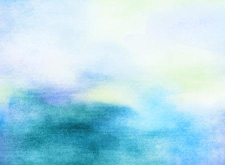 Kleurrijke aquarel grunge textuur achtergrond.