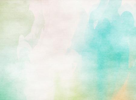 Acquerello colorato. Grunge texture di sfondo. Morbido sfondo. Archivio Fotografico - 40020550