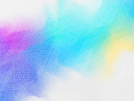rainbow abstract: Colorful Watercolor. Grunge texture background. Soft background. Stock Photo
