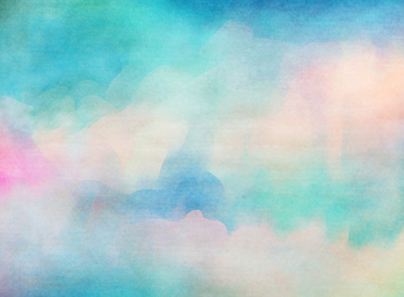 pastel backgrounds: Colorful Watercolor. Grunge texture background. Soft background. Stock Photo