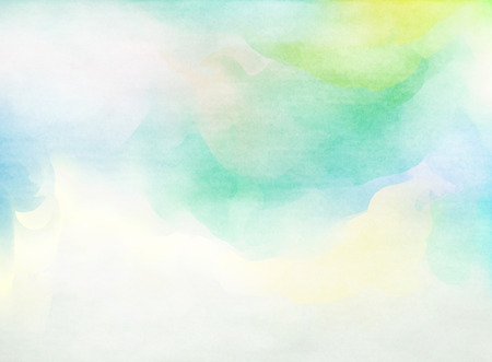Abstracte kleurrijke waterverf voor achtergrond.