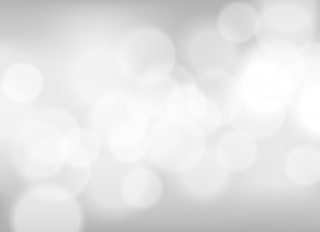 Abstract gray tone lights background. Blurred background.