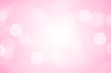 dreamlike: Abstract pink tone lights background. Blurred background. Stock Photo