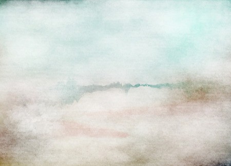 vintage grunge: Abstract colorful watercolor for background.