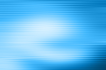 Blue blurred abstract background