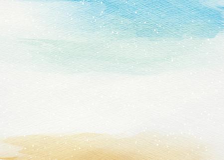Acuarela colorido abstracto para el fondo. Foto de archivo - 44645976