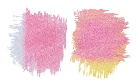 splattered: Watercolor Paint Splattered Shape. Grunge Background Texture. Distress Texture. Grunge Texture. Brush Stroke. Digital art painting. Stock Photo