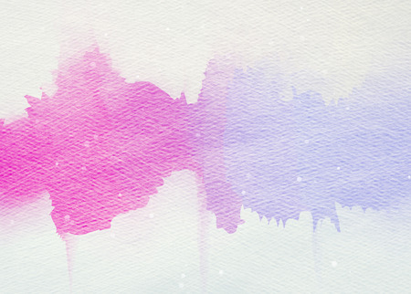 ramantic: Abstract colorful watercolor for background. Digital art painting.